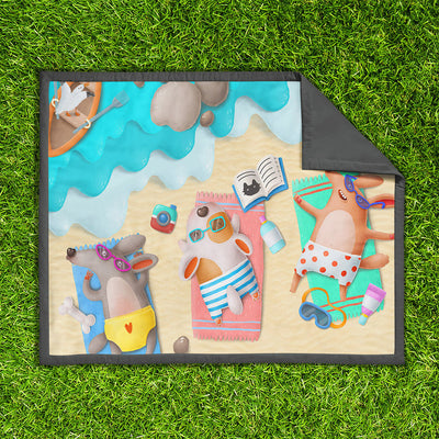 Under the Tuscan sun – play mat - NEW ARRIVAL