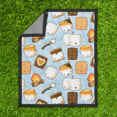 Blue S'mores – play mat