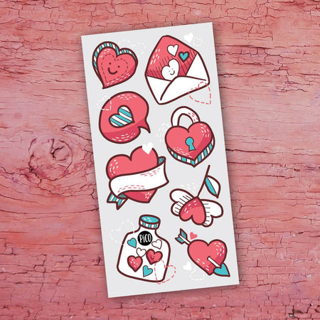 Children tattoos*** -  Valentine's Day - PICO tattoos