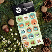 Stickers - The animals of the forest - PICO tattoos