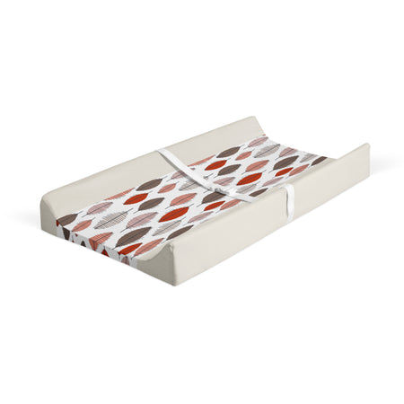 Fall foliage - minky changing pad cover