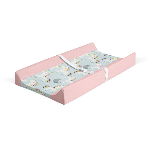 Honeymooners - minky changing pad cover