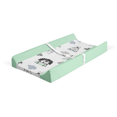 Starry night - minky changing pad cover