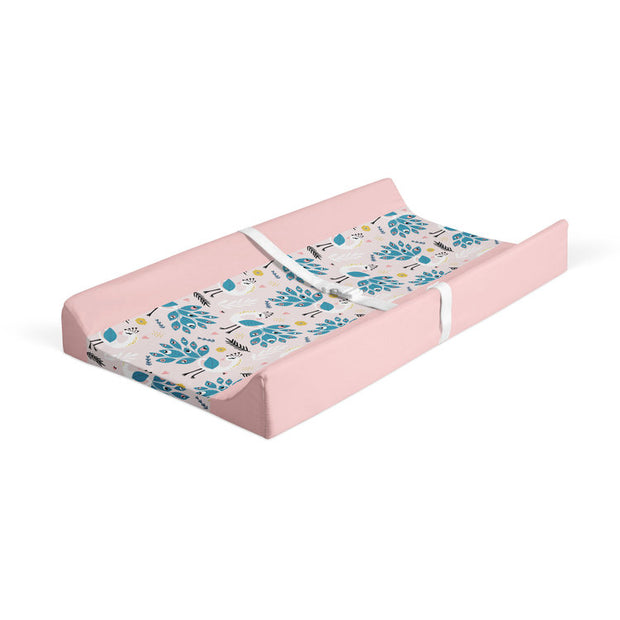 Show-offs - minky changing pad cover