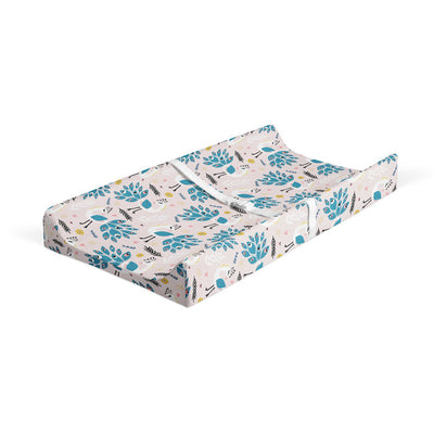 Show-offs - bamboo muslin changing pad cover
