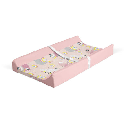 Lazy luxury - minky changing pad cover