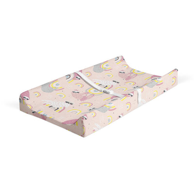 Lazy luxury - bamboo muslin changing pad cover
