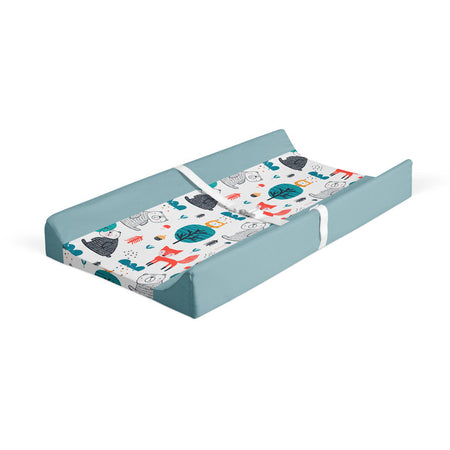 Plush world - minky changing pad cover