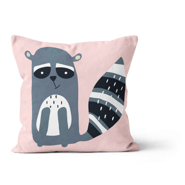 Wintry explorers - cushion cover