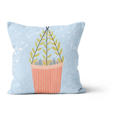 Dreaming in flowers - cushion cover