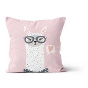 Mexi lamas - cushion cover