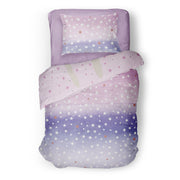 Starry godmothers - bedspread in reversible minky (single & double)