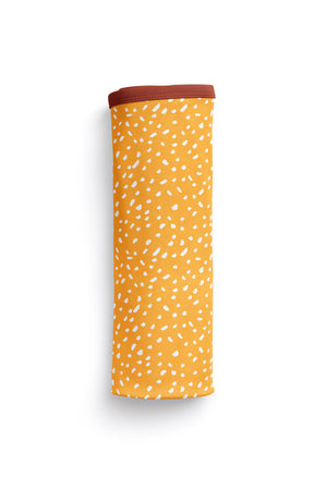 ole hop security blanket - doudou confort ochre ocre