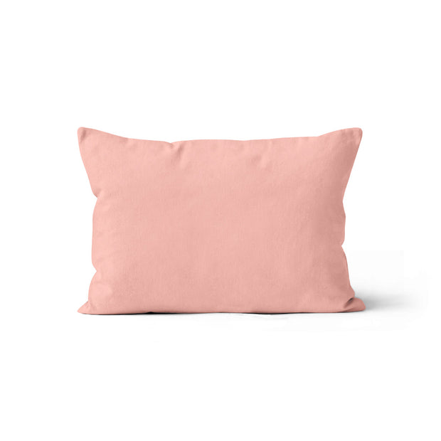 Pink S'Mores - minky pillowcase