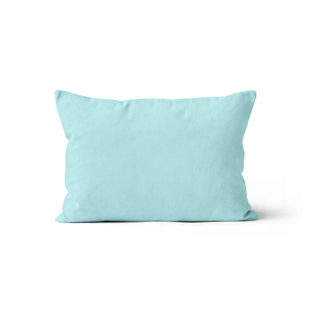 Funky sushis - minky pillowcase