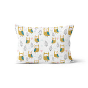 King of the forest - minky pillowcase