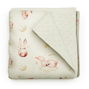 Rabbit dream - minky comforters