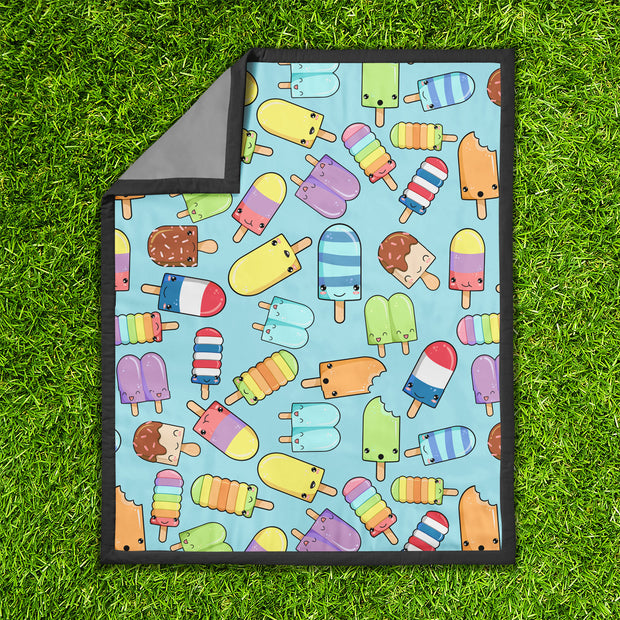 Fruity Pops – play mat