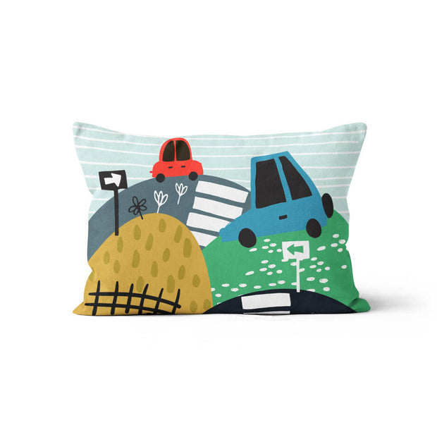 Show 'n' Shine - minky pillowcase
