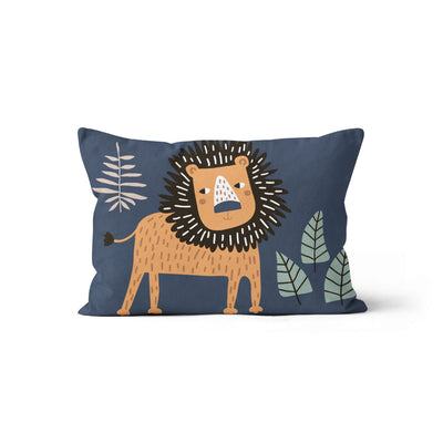 King of the Savanna - minky pillowcase