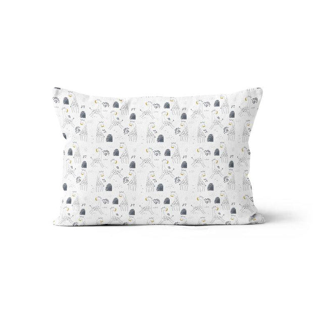 African safari - bamboo muslin pillowcase