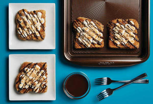 S'mores French Toast - Circulon