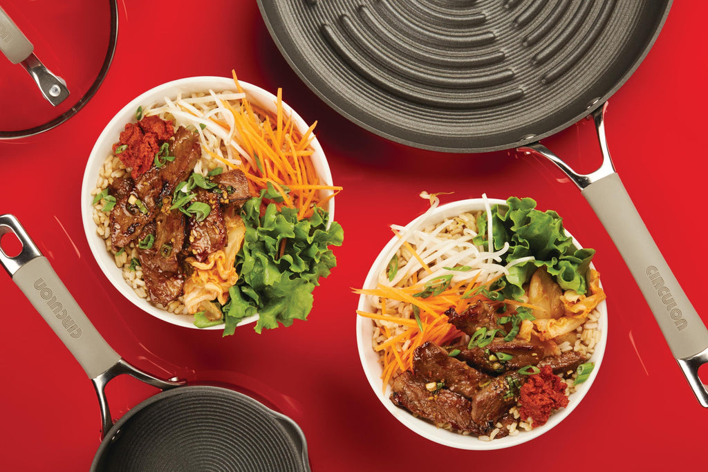 Korean Bulgogi Bowl