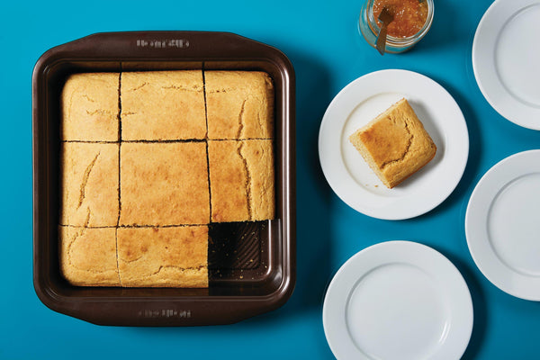 Light and Easy Cornbread