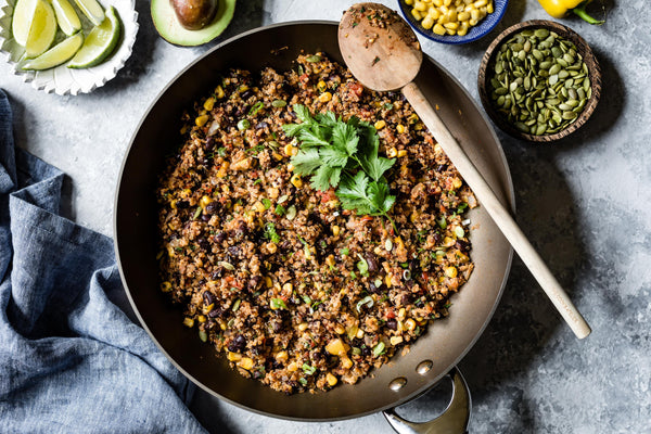 One-Pan Mexican Quinoa Recipe