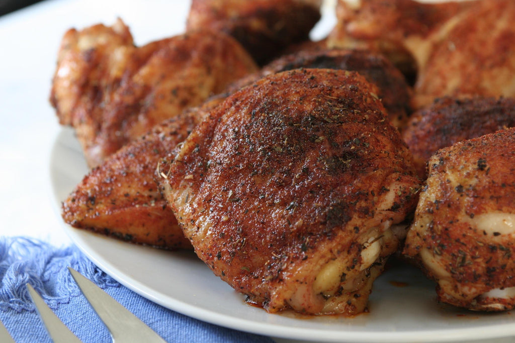 Spice-Rubbed Chicken