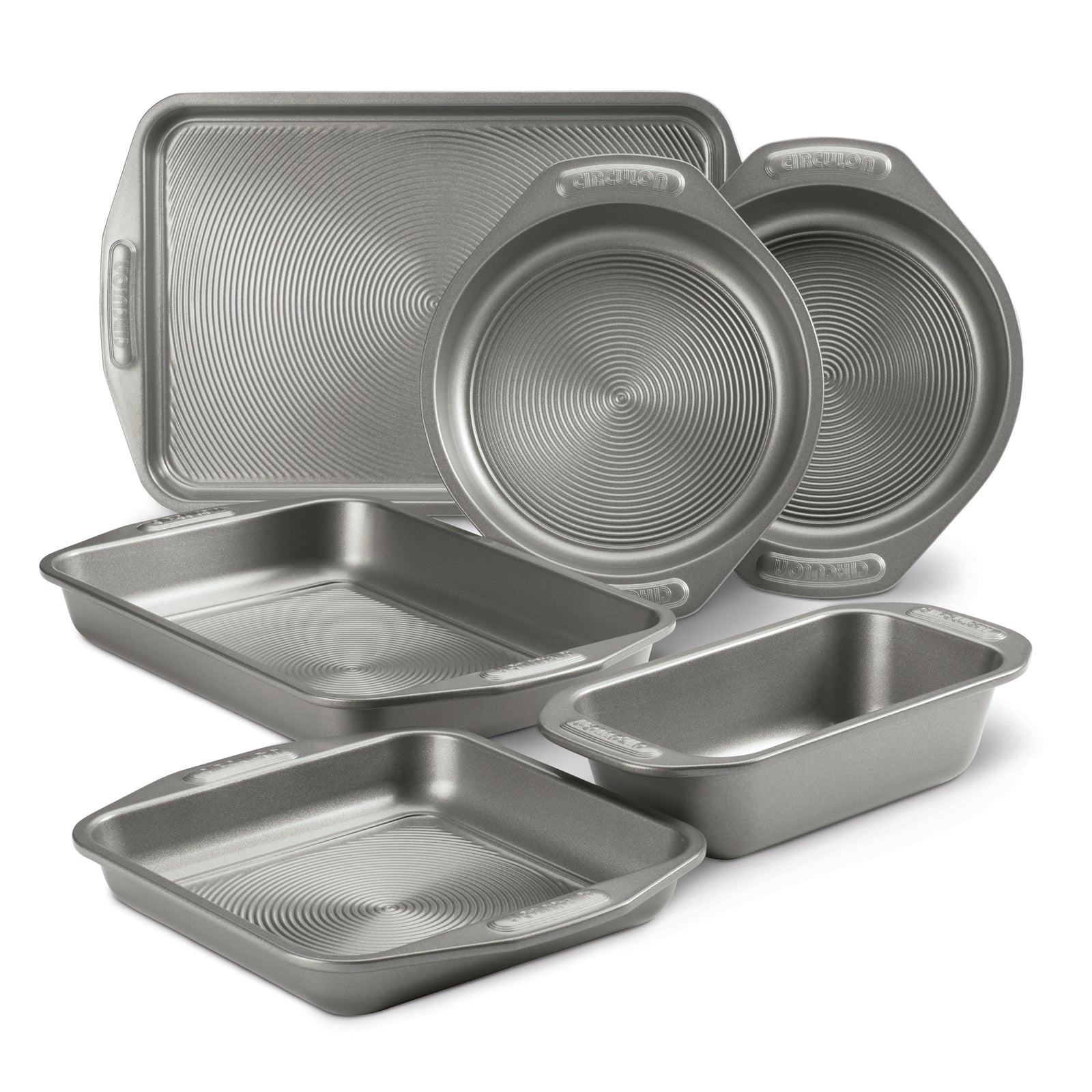 Baking pans for giveaway.