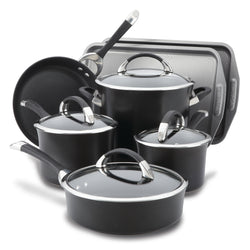 11-Piece Nonstick Cookware Set