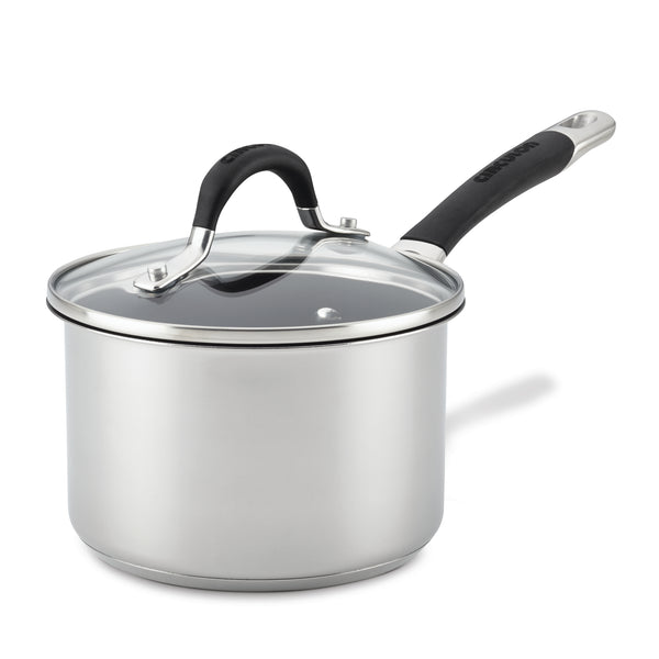 Stainless Steel Nonstick Saucepan