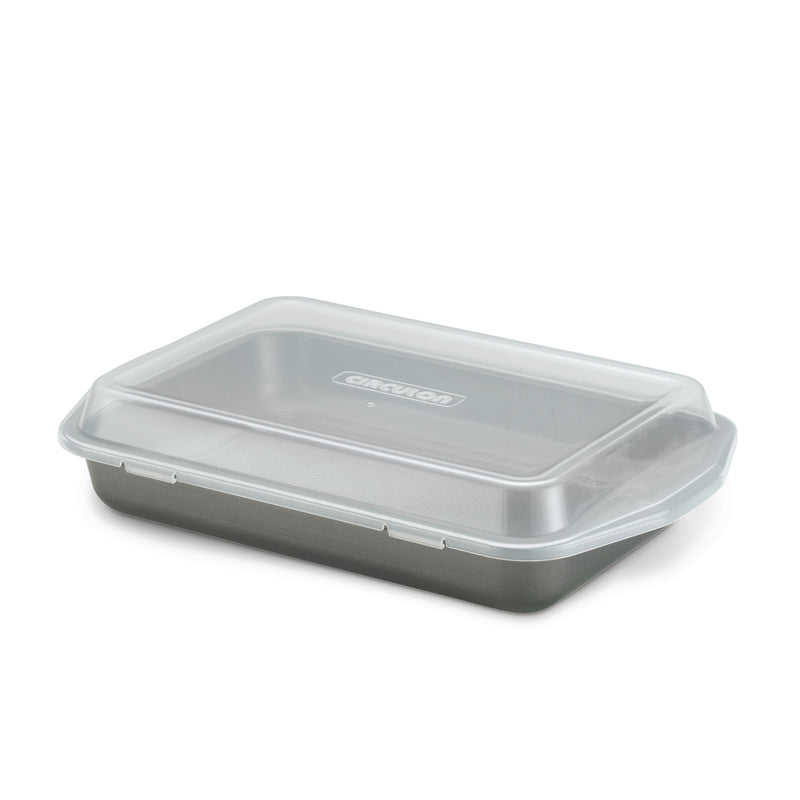 Nonstick Cake Pan with Lid