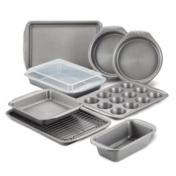 10-Piece Nonstick Bakeware Set