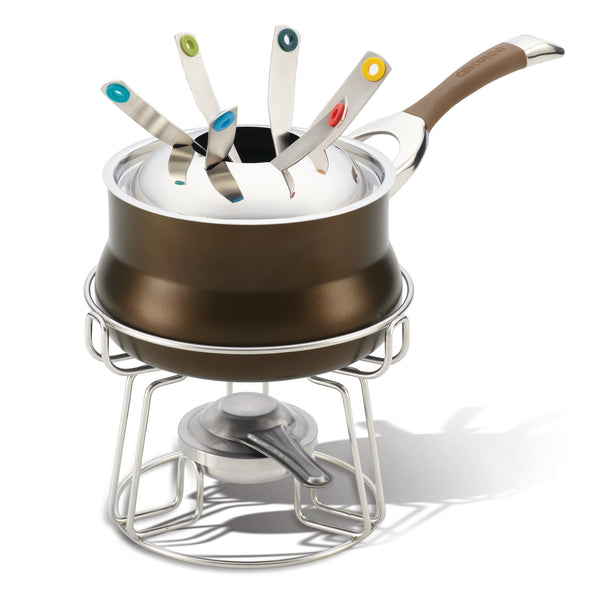 Nonstick Fondue Set