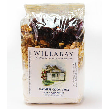 Crannie ® Oatmeal Cookie Mix
