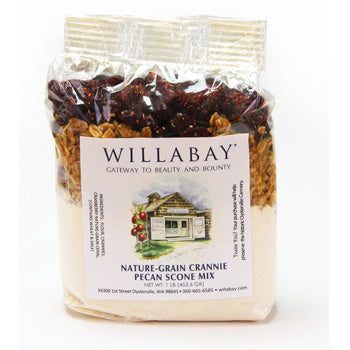 Scone Mix - Crannie ® Pecan