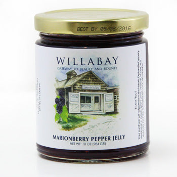 Marionberry Pepper Jelly