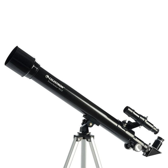 TELESCOPIO POWER SEEKER 50 AZ 50MM REFRACTOR