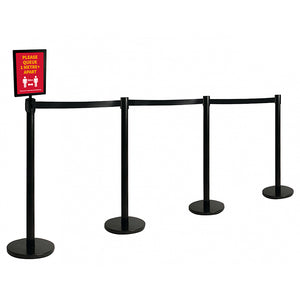 Tension Barrier - Black