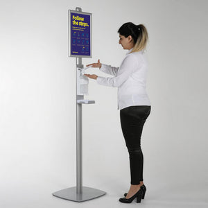 Freestanding Sanitiser Dispenser