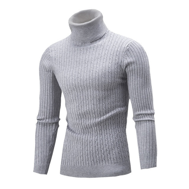 Men's Turtleneck Sweater