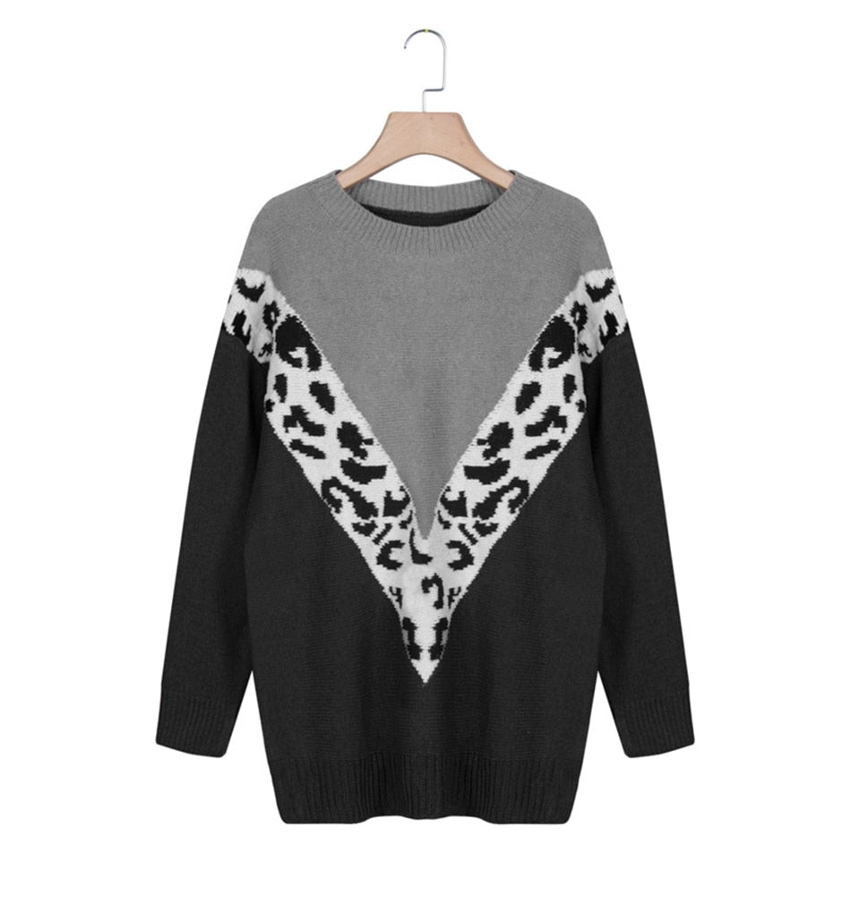 Women's Sweaters O Neck