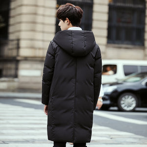 Ultralight Duck Down Warm Coat