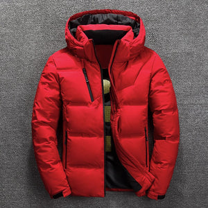 high quality warm thick coat
