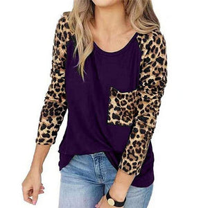 Female Fashion Loose T-shirt