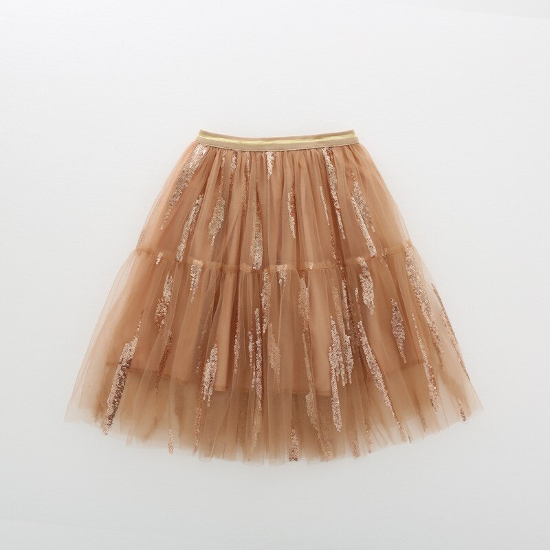 New Girls Pettiskirt Mesh Skirts