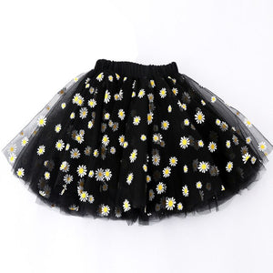 2-7 Ages Girl's Lace Skirts Summer