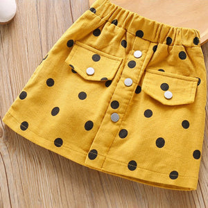 Girls' Spring Skirt Korean